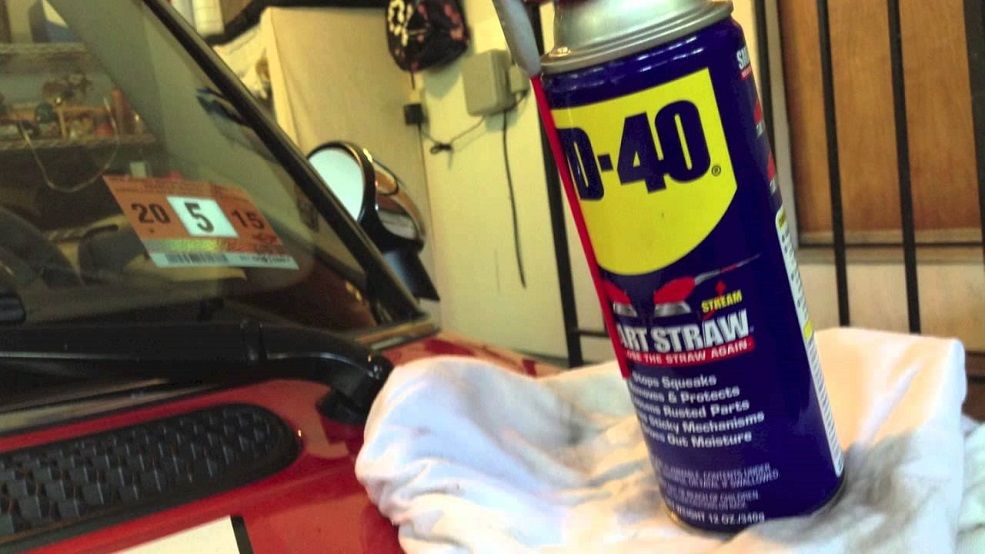WD40 method