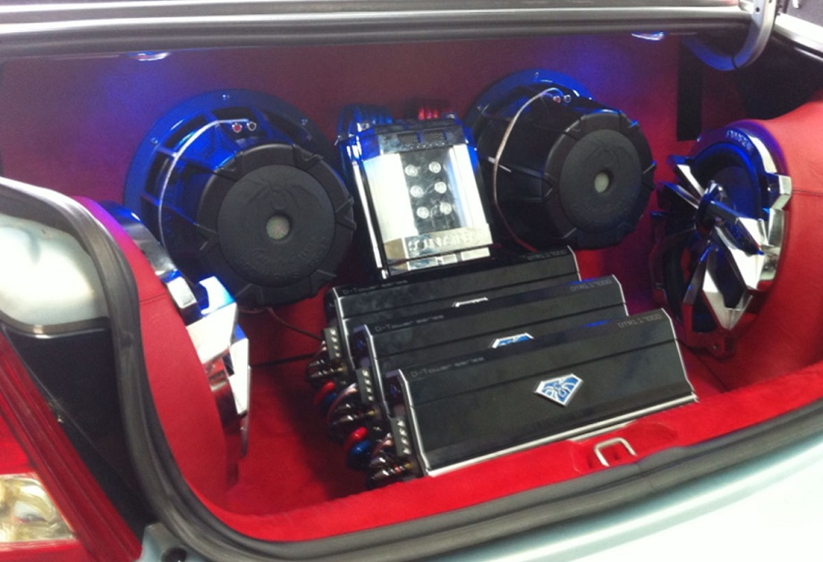Install a Subwoofer in Car